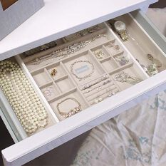 Stackers Expandable In-Drawer Jewellery Box