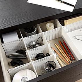 Set of Drawer Organiser Dividers
