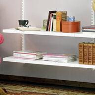 Elfa Decor Shelf - 90cm x 50cm