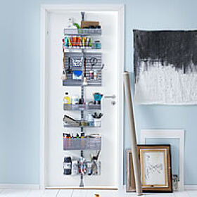 Elfa Door & Wall Rack - Craft Room