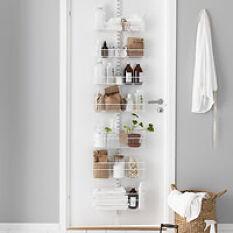 Elfa Door & Wall Rack - Laundry Room 1