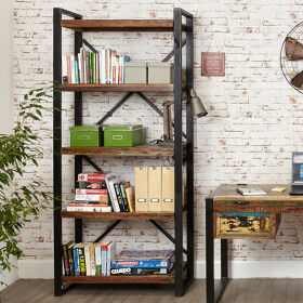 Urban Chic Large Bookcase