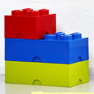 Giant LEGO Storage Blocks - 3 Block Bundle