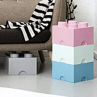 Giant LEGO Storage Blocks - Medium Design Bundle