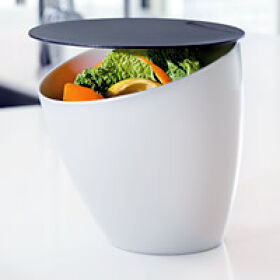 Counter Top Compact Compost Bin