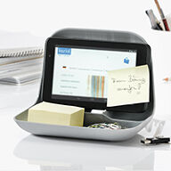 Tablet Stand & Clutter Tidy