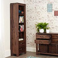 Narrow Bookcase - Mayan