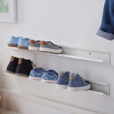 Wall Mounted Shoe Rack - Kid's