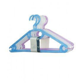 Set of 10 Plastic Hangers