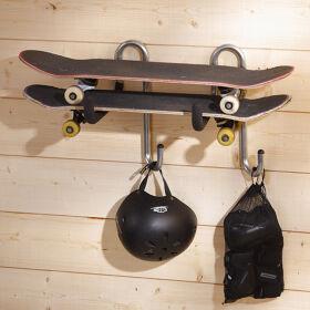 2 x Multi Purpose Double Hangers