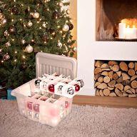 Christmas Decoration Storage Box - Medium Nesta