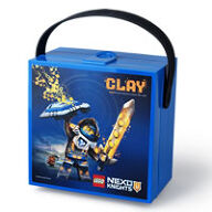 LEGO Nexo Knight Lunch Box with Carry Handle
