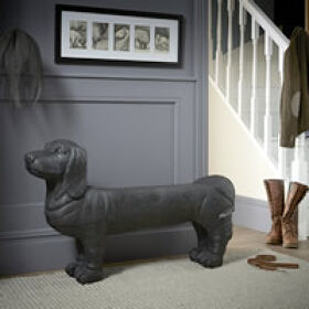 Sausage Dog Bench
