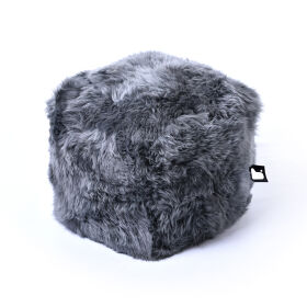 B-Box Footstool - Sheepskin