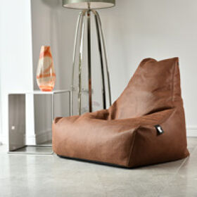 Mighty-B Beanbag Chair - Faux Leather