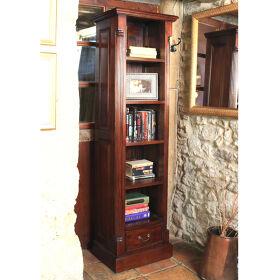 Narrow Alcove Bookcase - La Roque