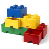 Giant LEGO Brick Storage Drawers - Large