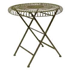 Circular Garden Table - Lucton