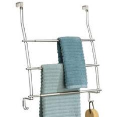 Over Door Expandable Towel Rail