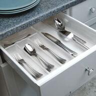 Expandable Cutlery Organiser