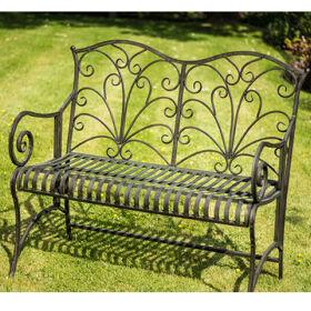 Garden Bench - Lucton