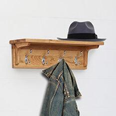 Wall Mounted Coat Rack - Mobel