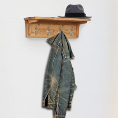 Wall Mounted Coat Rack - Mobel