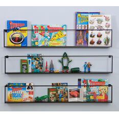 3 x Meert Gallery Bookshelves