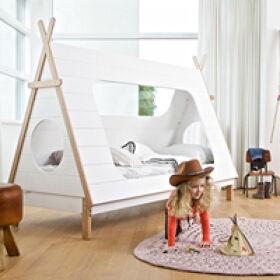 Tipi Kids Bed