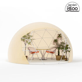 The Garden Igloo Summer Canopy