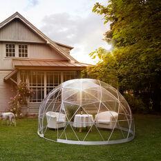 The Garden Igloo & Summer Canopy Bundle
