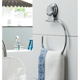 Suction Mount Towel Ring
