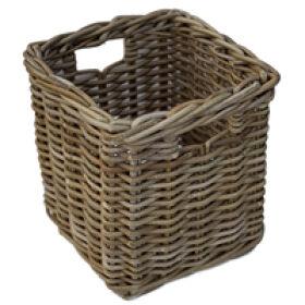 Rattan Basket for Handbridge Cube