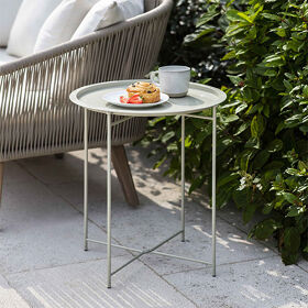 Folding Rive Droite Bistro Tray Table