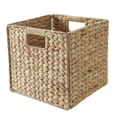 Water Hyacinth Basket for Handbridge Cubes