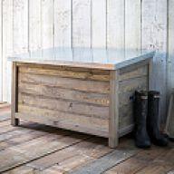 Aldsworth Wooden Log Box - Large