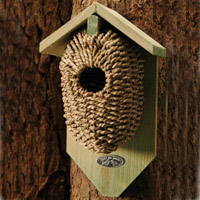 Seagrass Bird Box