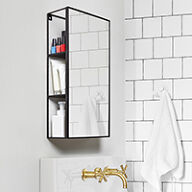 Cubiko Bathroom Cabinet