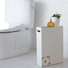 Slimline Loo Roll Storage Unit