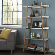 Scandi 5-Tier Shelf Unit