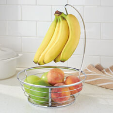Fruit Bowl & Banana Hanger