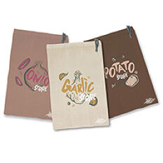 3 x Vegetable Storage Bags