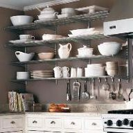 Elfa Kitchen Shelving - Best Selling Solution