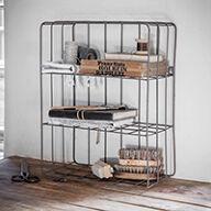 Farringdon Wall Crate