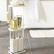 Slimline Bathroom Storage Unit - Tower