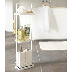Slimline Bathroom Storage Unit - Tower