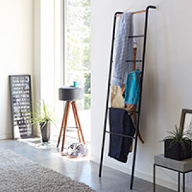 Towel Ladder Rack