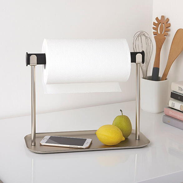 Kitchen Towel Holder With Tray Limbo Sale Now On Up To 70 Off Store