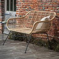 Hampstead Garden Bench