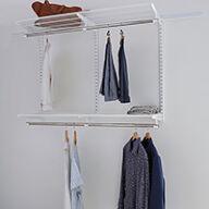 Elfa Hanging Starter Kit 9